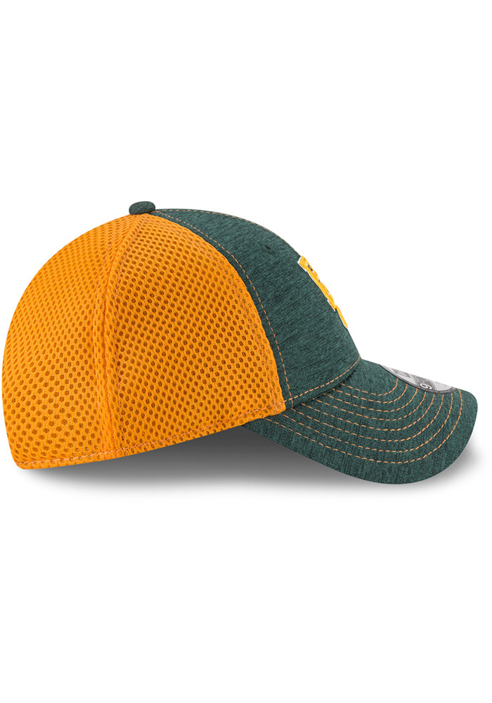 New Era Baylor Bears Green Shadow Turn 2 Jr 9FORTY Youth Adjustable Hat - Image 5