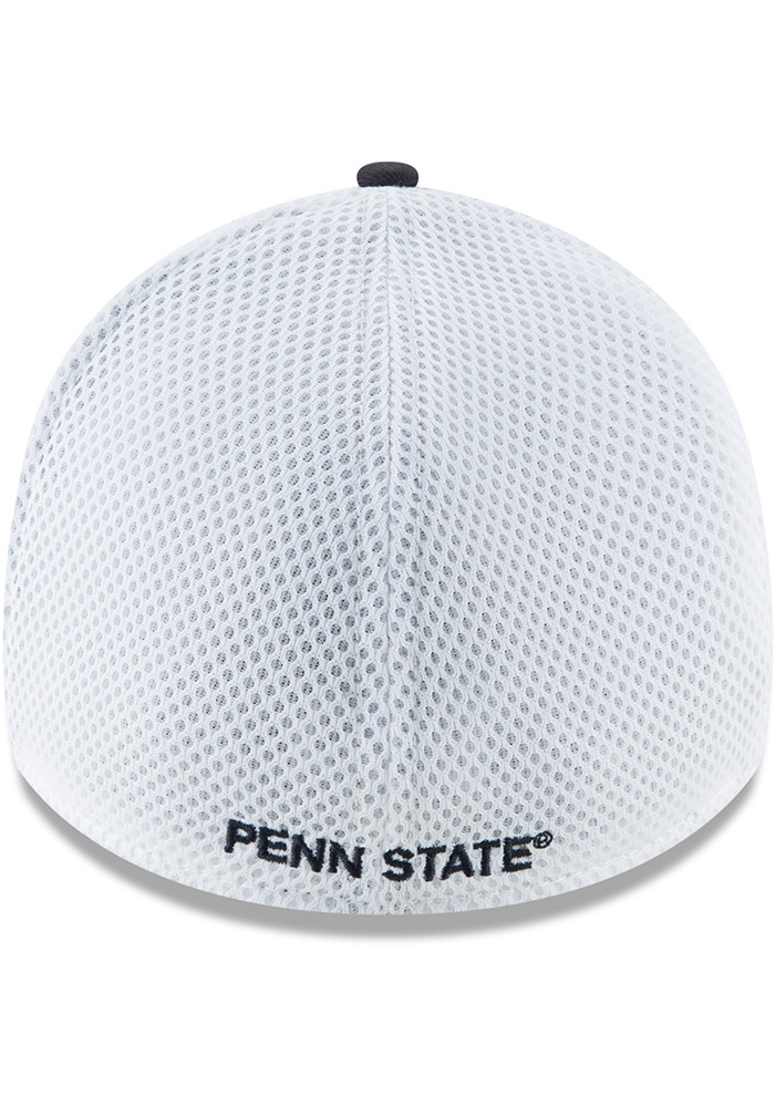 New Era Penn State Nittany Lions Navy Blue Mega Team Neo 2 Jr 39THIRTY Youth Flex Hat - Image 5
