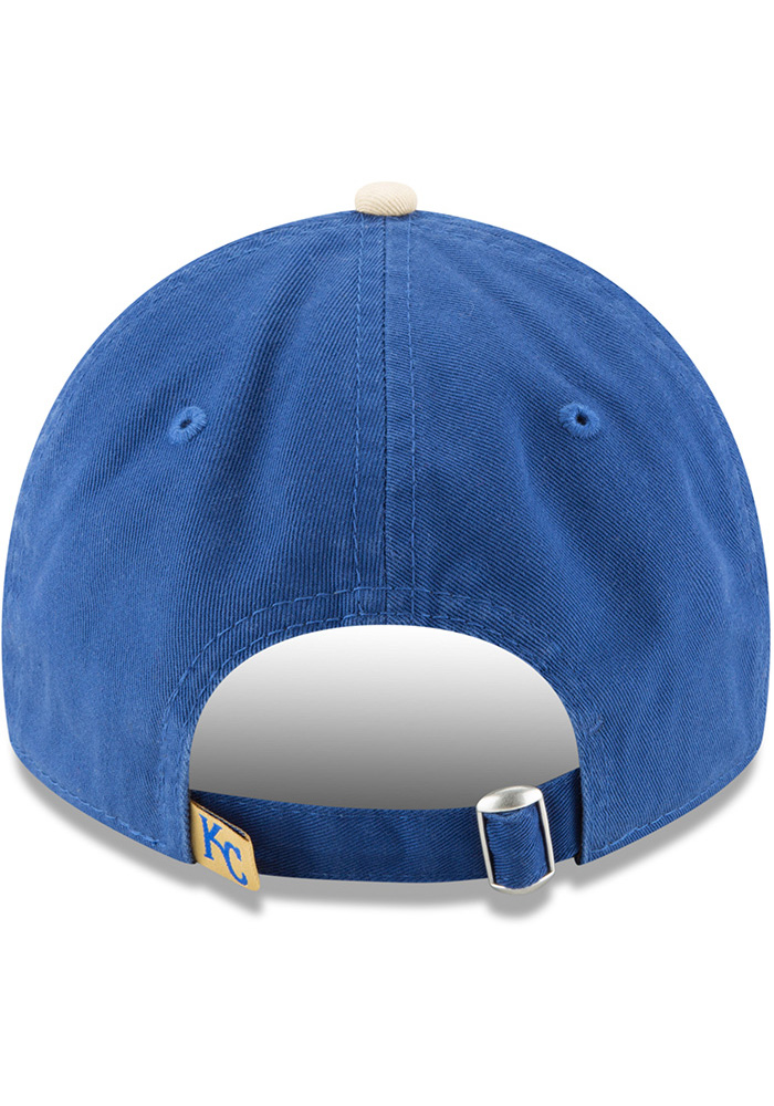 New Era Kansas City Royals Core Classic Replica ALT 9TWENTY Adjustable Hat - Blue - Image 5