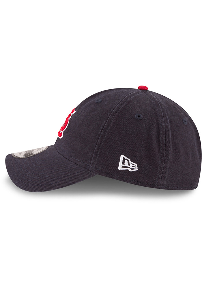 New Era St Louis Cardinals Core Classic Replica ALT 9TWENTY Adjustable Hat - Blue - Image 4