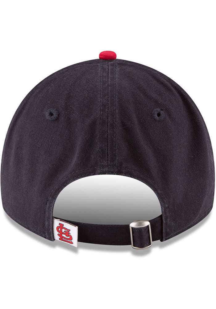New Era St Louis Cardinals Core Classic Replica ALT 9TWENTY Adjustable Hat - Blue - Image 5