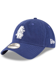 New Era Chicago Cubs 1914 Core Classic Replica 9TWENTY Adjustable Hat - Blue