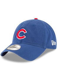 New Era Chicago Cubs Blue Core Classic Replica Jr 9TWENTY Youth Adjustable Hat