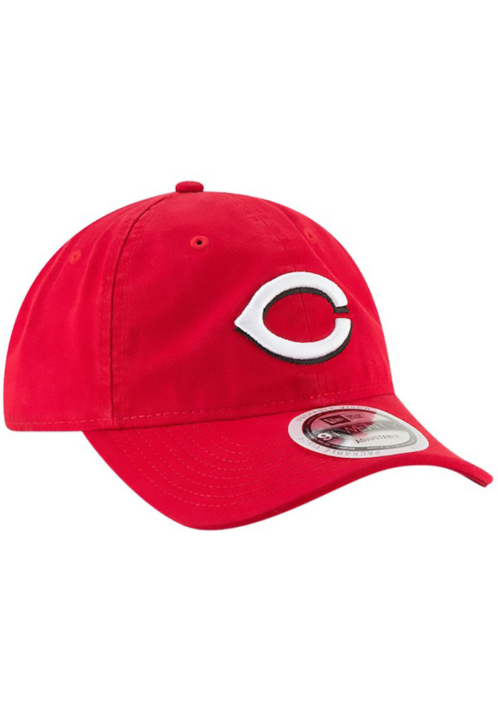 huge selection of c2f0d 5007e New Era Cincinnati Reds Red Core Classic Replica Jr 9TWENTY Youth  Adjustable Hat - Image 3