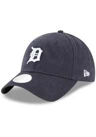 super popular c15c3 301a7 New Era Detroit Tigers Womens Blue Core Classic 9TWENTY Adjustable Hat