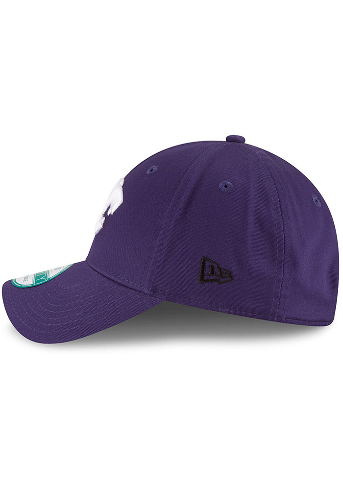 New Era K-State Wildcats The League 9FORTY Adjustable Hat - Purple - Image 4