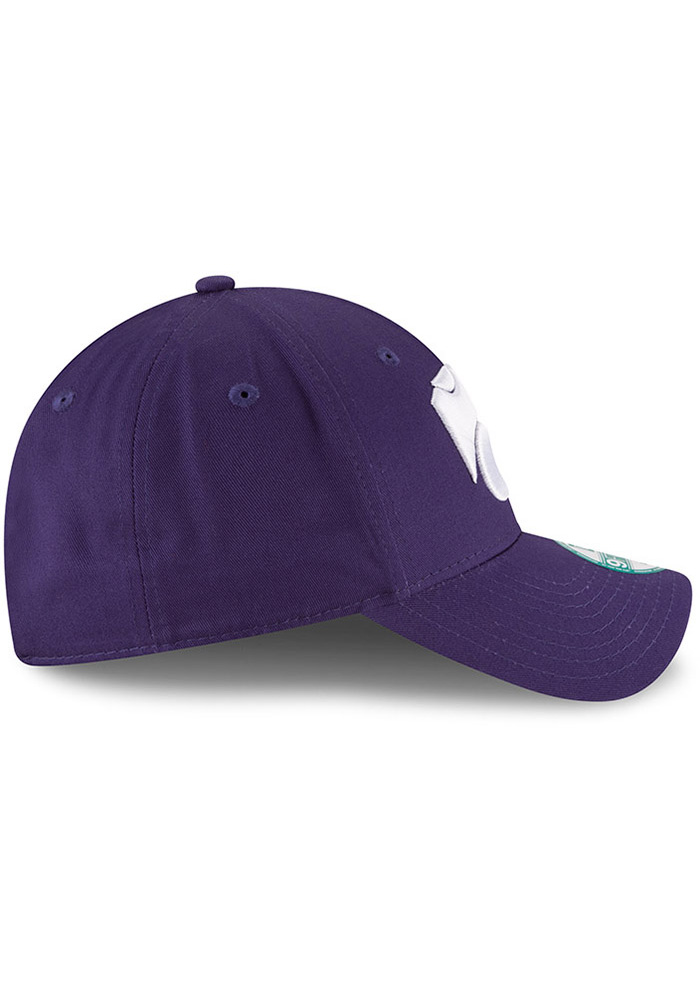 New Era K-State Wildcats The League 9FORTY Adjustable Hat - Purple - Image 6