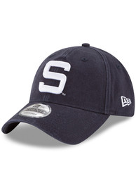 d2cda0c4ab4ace New Era Penn State Nittany Lions Vintage Core Classic Twill 9TWENTY  Adjustable Hat - Grey