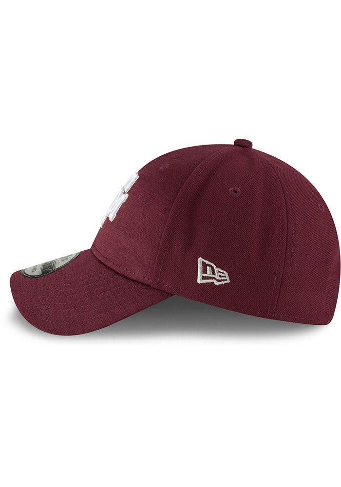 New Era Texas A&M Aggies Shaded Front 9FORTY Adjustable Hat - Black - Image 4