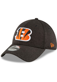 the best attitude 18af4 c2975 New Era Cincinnati Bengals Black NFL18 Official Sideline Home 39THIRTY Flex  Hat
