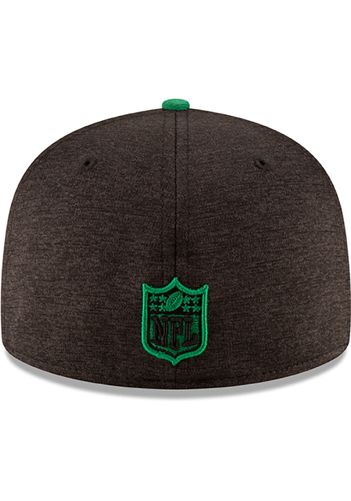 100% authentic 02c8d 42dd4 New Era Philadelphia Eagles Mens Red Retro Heather Huge 59FIFTY Fitted Hat  - Image 5