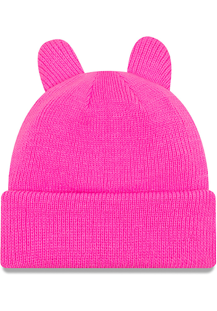 ca65aece0 New Era Pittsburgh Steelers Cozy Cutie Baby Knit Hat - Pink - 5907683