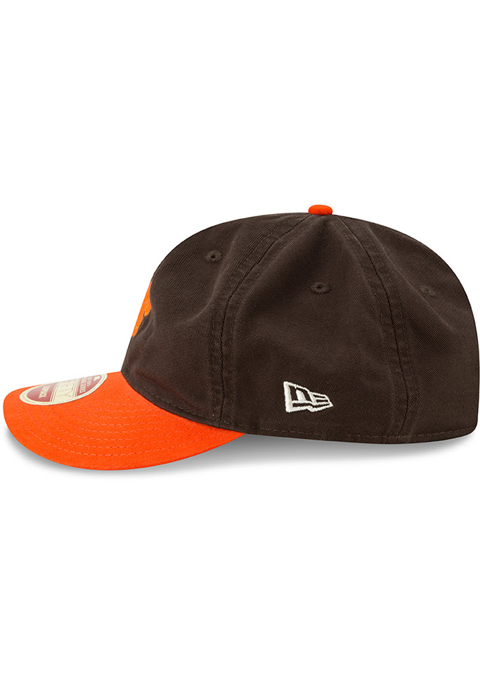New Era St Louis Browns Brown 2Toned Team Retro 9FIFTY Mens Snapback Hat - Image 4