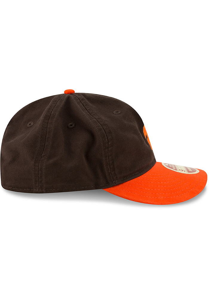 New Era St Louis Browns Brown 2Toned Team Retro 9FIFTY Mens Snapback Hat - Image 6