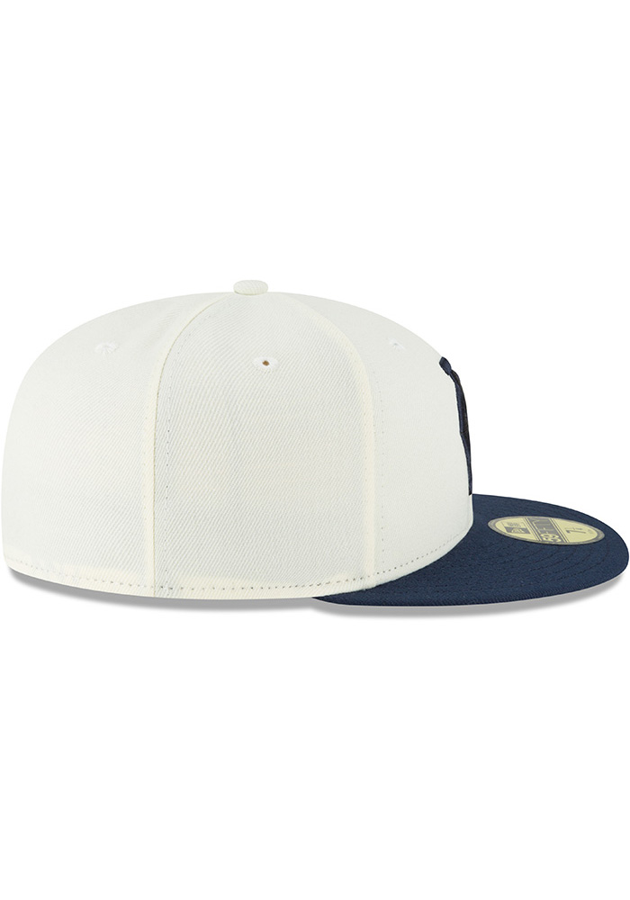 New Era Kansas City Monarchs Mens White 2018 AC 59FIFTY Fitted Hat - Image 6