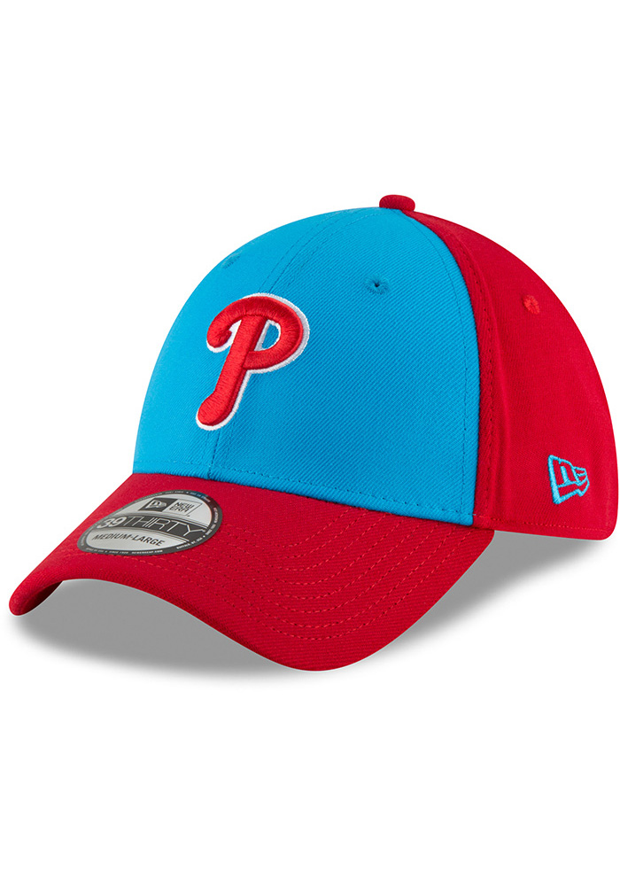 2759c6083dc ... coupon code for new era philadelphia phillies red 18 players weekend  39thirty flex hat 41f5d c347b