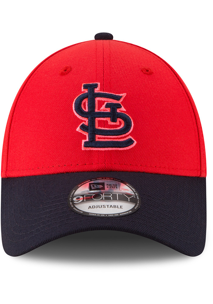 New Era St Louis Cardinals 18 Players Weekend 9FORTY Adjustable Hat - Red - Image 3