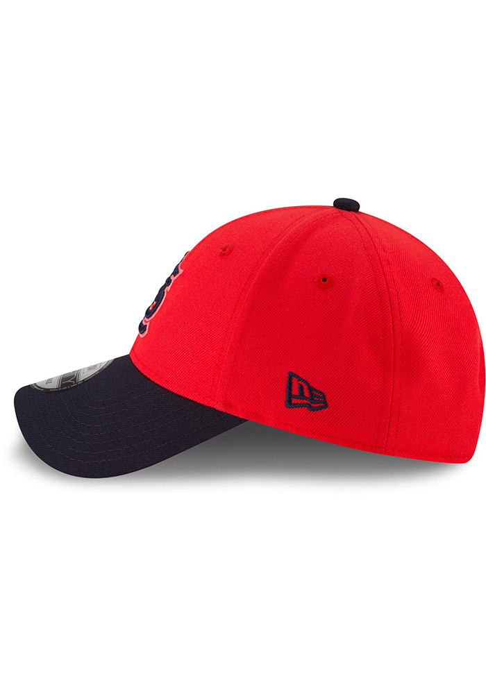 New Era St Louis Cardinals 18 Players Weekend 9FORTY Adjustable Hat - Red - Image 4