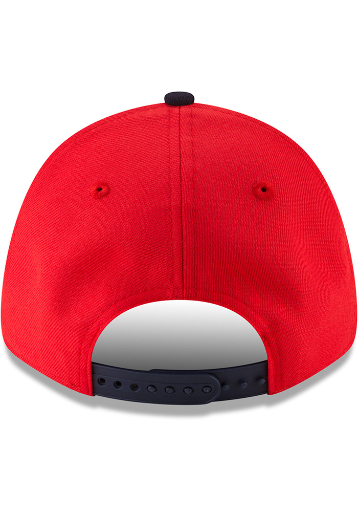 New Era St Louis Cardinals 18 Players Weekend 9FORTY Adjustable Hat - Red - Image 5