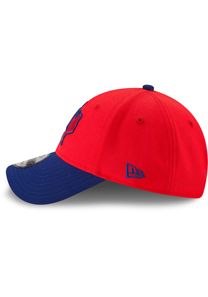 New Era Texas Rangers 18 Players Weekend 9FORTY Adjustable Hat - Red - Image 4