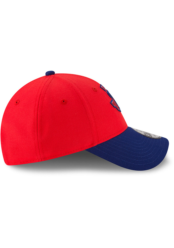 New Era Texas Rangers 18 Players Weekend 9FORTY Adjustable Hat - Red - Image 6