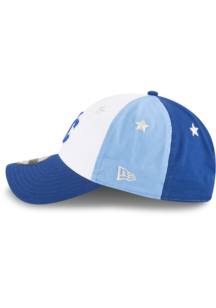 New Era Kansas City Royals 2018 All Star 9TWENTY Adjustable Hat - Blue - Image 4