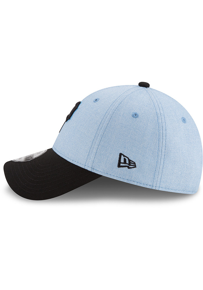 New Era Pittsburgh Pirates 2018 Father's Day 9FORTY Adjustable Hat - Blue - Image 4