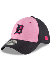 online store 179a6 86721 New Era Detroit Tigers Navy Blue 2018 Mother s Day 39THIRTY Flex Hat