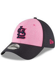 new arrival 09365 72539 New Era St Louis Cardinals Navy Blue 2018 Mother s Day 39THIRTY Flex Hat