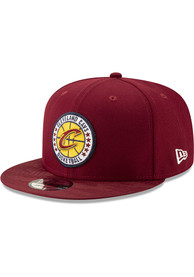 Cleveland Cavaliers New Era 2018 Tip Off 9FIFTY Snapback - Maroon