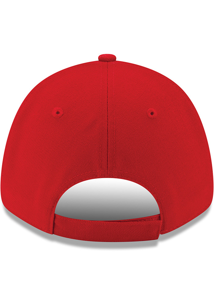 Rougned Odor Texas Rangers 9FORTY Adjustable Hat - Red - Image 4