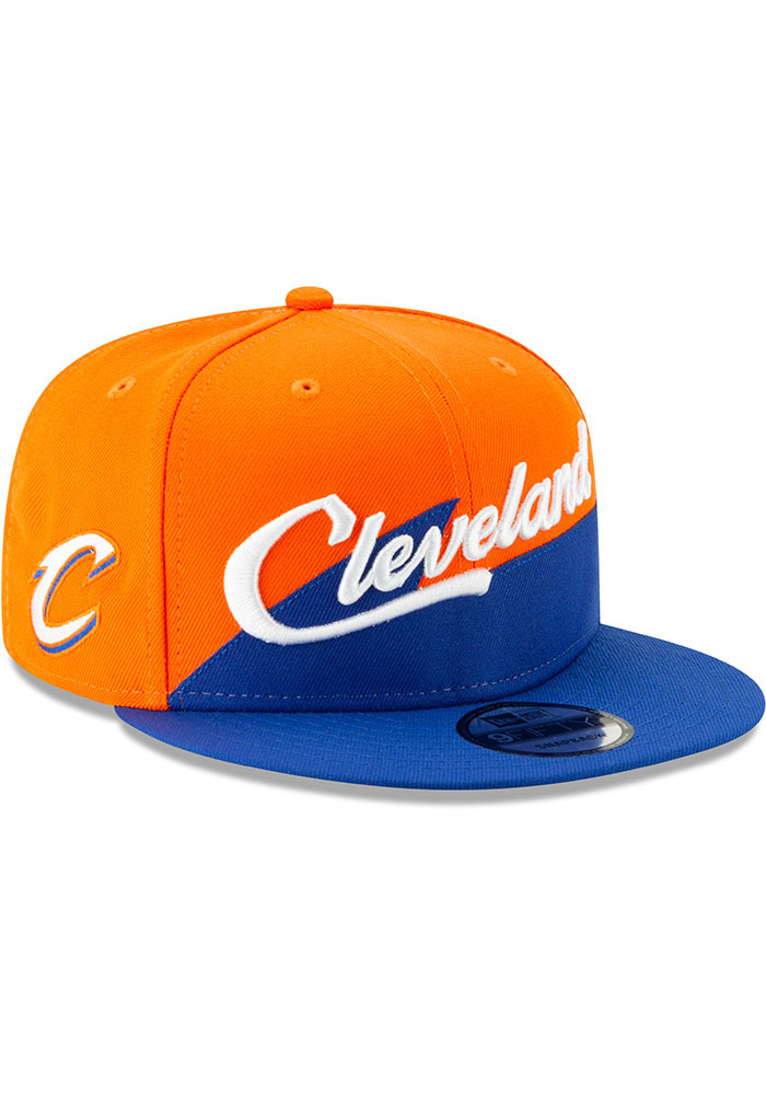 New Era Cleveland Cavaliers Maroon 2018 City Series 9FIFTY Mens Snapback Hat - Image 2