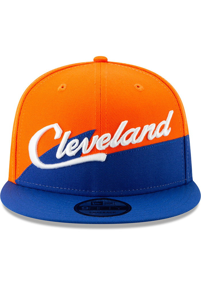New Era Cleveland Cavaliers Maroon 2018 City Series 9FIFTY Mens Snapback Hat - Image 3