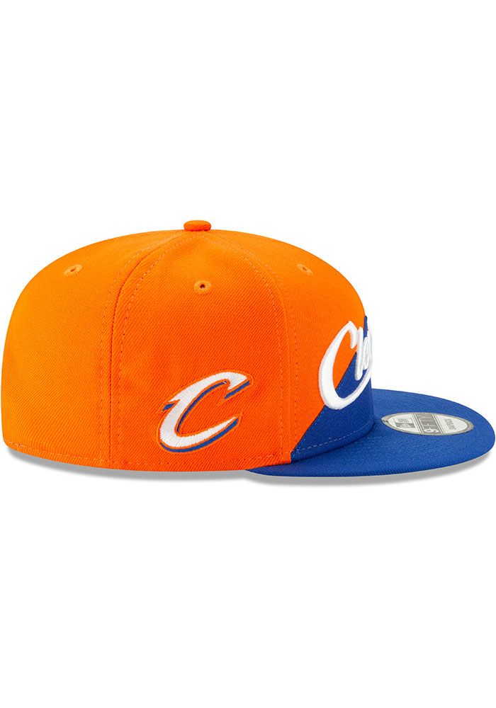 New Era Cleveland Cavaliers Maroon 2018 City Series 9FIFTY Mens Snapback Hat - Image 6