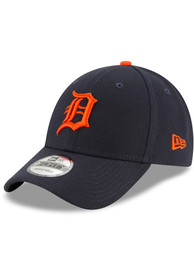 New Era Detroit Tigers 2018 The League Road 9FORTY Adjustable Hat - Navy Blue