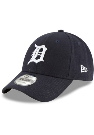 ee0471a1f98 New Era Detroit Tigers Navy Blue 2018 The League Home 9FORTY Adjustable Hat
