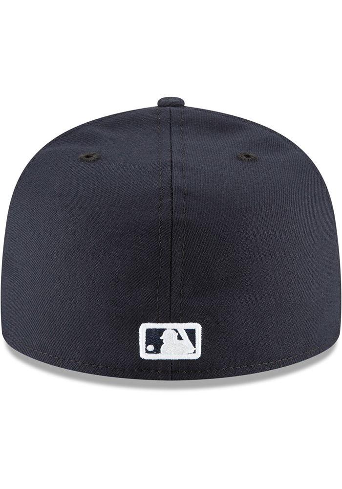 New Era Detroit Tigers Mens Navy Blue 2018 AC Home 59FIFTY Fitted Hat - Image 5
