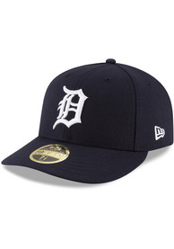 Detroit Tigers New Era Navy Blue 2018 AC Home LP59FIFTY Fitted Hat
