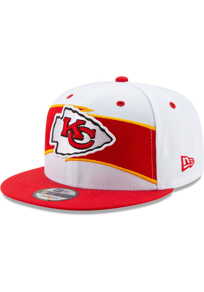 New Era Kansas City Chiefs White 2018 Thanksgiving 9FIFTY Snapback Hat. In  Store Only f661a2185c80