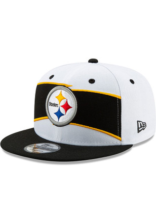 4d40886df89 New Era Pittsburgh Steelers White 2018 Thanksgiving 9FIFTY Snapback Hat