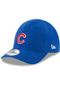 New Era Chicago Cubs Baby My 1st 9TWENTY Adjustable Hat - Blue