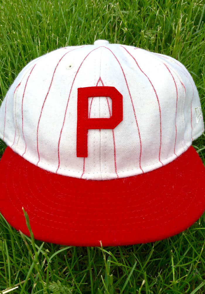 the best attitude 20699 a8e80 New Era Philadelphia Phillies Mens Navy Blue 1923 Retro-Crown 59FIFTY Fitted  Hat - Image