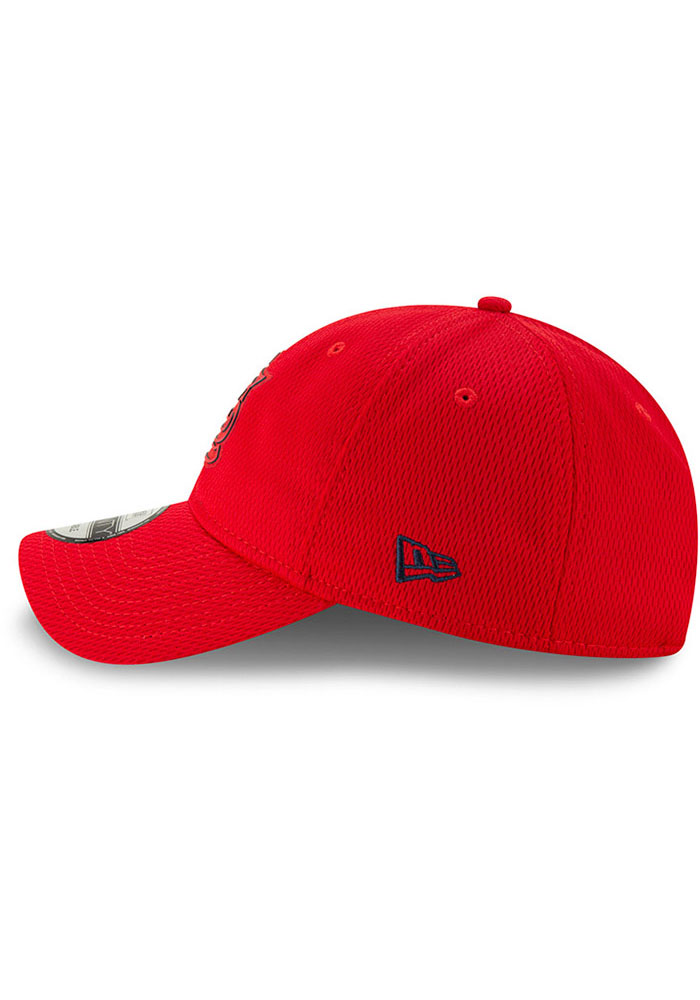 New Era St Louis Cardinals Red 2019 Clubhouse JR 9TWENTY Youth Adjustable Hat - Image 4