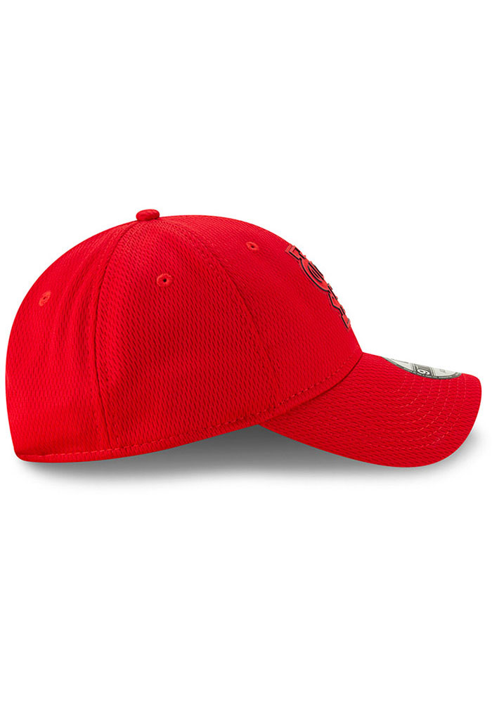 New Era St Louis Cardinals Red 2019 Clubhouse JR 9TWENTY Youth Adjustable Hat - Image 6