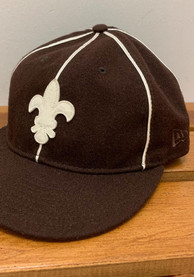 New Era St Louis Browns Brown Heritage Series Authentics 1908 Retro-Crown 9FIFTY Snapback Hat