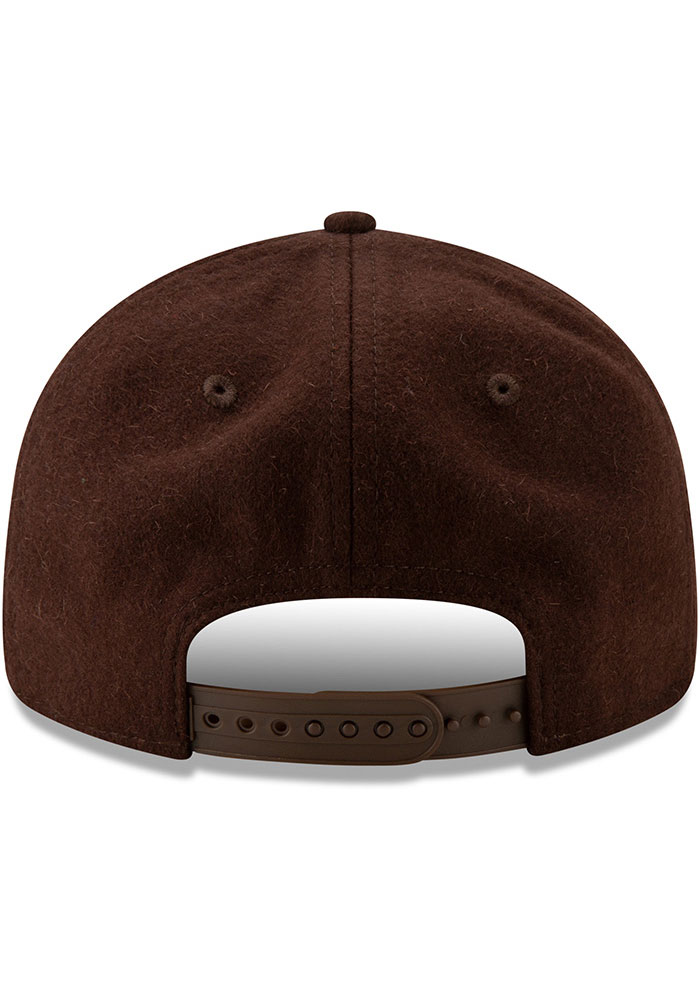 New Era St Louis Browns Brown Heritage Series Authentics 1939 Retro-Crown 9FIFTY Mens Snapback Hat - Image 5