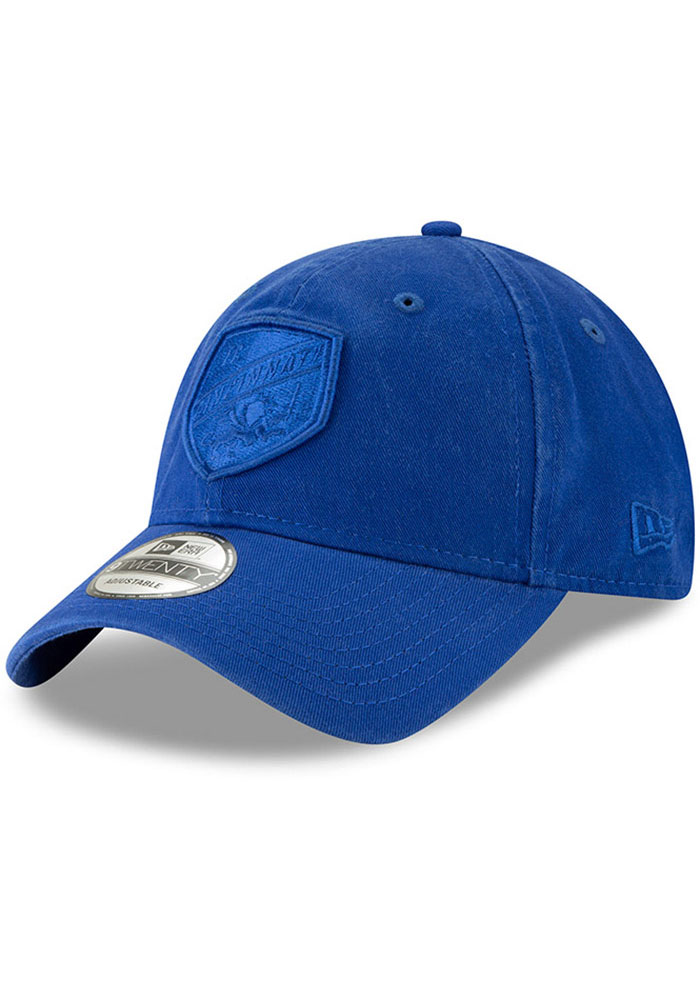New Era FC Cincinnati Core Classic 9TWENTY Adjustable Hat - Blue - Image 1