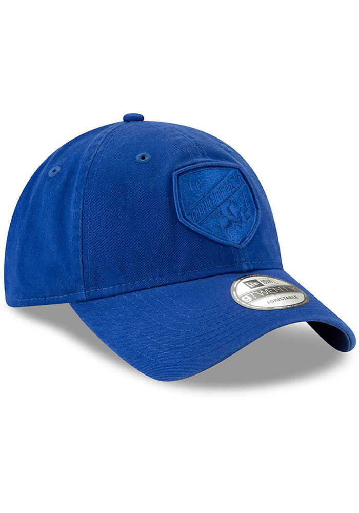 New Era FC Cincinnati Core Classic 9TWENTY Adjustable Hat - Blue - Image 2