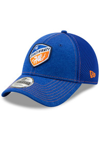New Era FC Cincinnati NE Team Tred 9FORTY Adjustable Hat - Blue