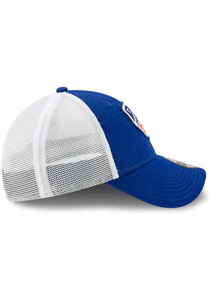 New Era FC Cincinnati Team Truckered 9FORTY Adjustable Hat - Blue - Image 6
